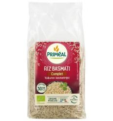 Primeal Volkoren basmati rijst 500 gram | Superfoodstore.nl