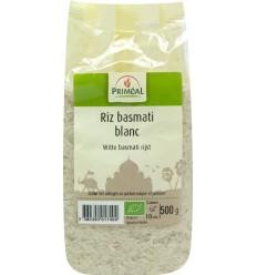 Primeal Witte basmati rijst 500 gram | Superfoodstore.nl