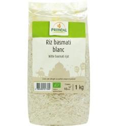Primeal Witte basmati rijst 1 kg | Superfoodstore.nl