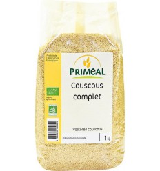 Primeal Couscous volkoren 1 kg | Superfoodstore.nl