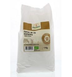 Primeal Volkoren rijstmeel 1 kg | Superfoodstore.nl