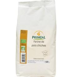 Primeal Kikkererwtenmeel 500 gram | Superfoodstore.nl