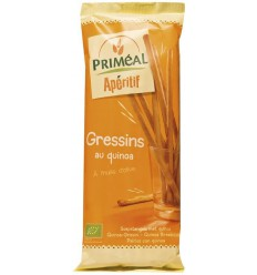 Primeal Soepstengels quinoa 120 gram   Superfoodstore.nl