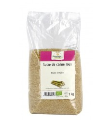 Primeal Bruine rietsuiker bio 1 kg | € 5.14 | Superfoodstore.nl