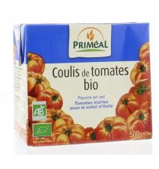 Primeal Tomatenpuree bio 500 gram | Superfoodstore.nl