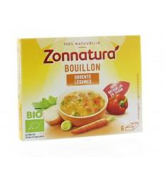 Bouillon & Aroma Zonnatura Groentebouillon tablet 11 gram 6