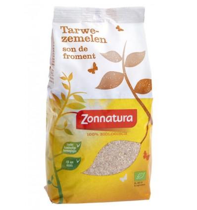 Zonnatura Tarwezemelen 200 gram | € 1.27 | Superfoodstore.nl