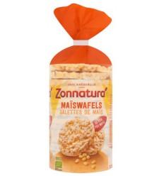 Zonnatura Maiswafels bio 100 gram | € 1.26 | Superfoodstore.nl