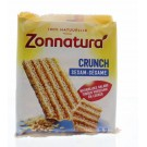 Zonnatura Sesam crunch reep 50 gram 3 stuks