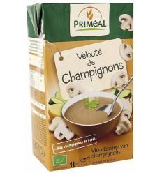 Primeal Veloute soep champignons 1 liter | Superfoodstore.nl