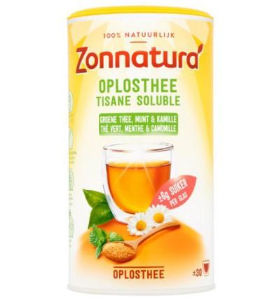 Thee Zonnatura Groene oplos pepermunt/kamille 200 gram kopen