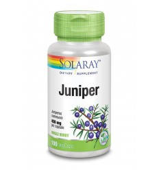 Solaray Juniperus communis 450 mg 100 vcaps | Superfoodstore.nl