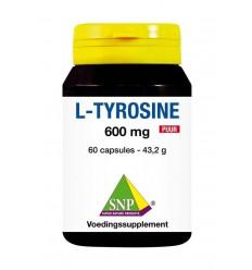 SNP l-tyrosine 600mg puur | € 22.75 | Superfoodstore.nl