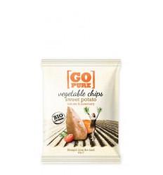 Go Pure Chips sweet potato & rosemary 40 gram |
