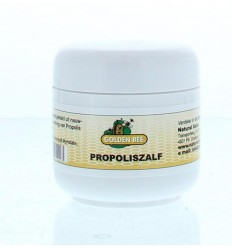 Golden Bee Propolis zalf puur 50 ml | Superfoodstore.nl
