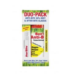 After Bite Duo Pack after bite & anti-bite spray 30% deet 1 set