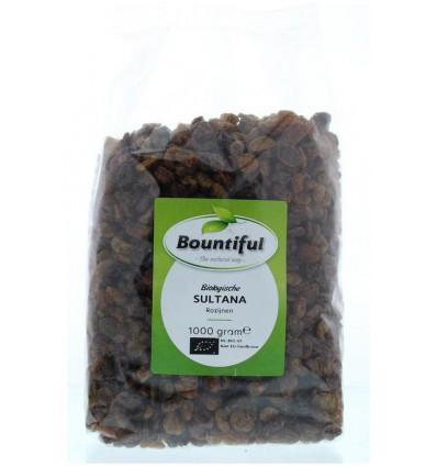 Rozijnen en krenten Bountiful Sultana rozijnen 1 kg kopen