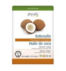 Physalis Kokosolie 250 ml | Superfoodstore.nl