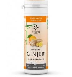 Lemon Pharma Ginjer original gember kauwgom 20 stuks |