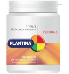 Plantina Trimare visolie 60 capsules | € 25.39 | Superfoodstore.nl