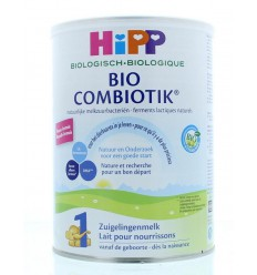 Hipp 1 Combiotik zuigelingenmelk 800 gram | Superfoodstore.nl