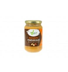 Vitiv Pindakaas krunchy 350 gram | Superfoodstore.nl