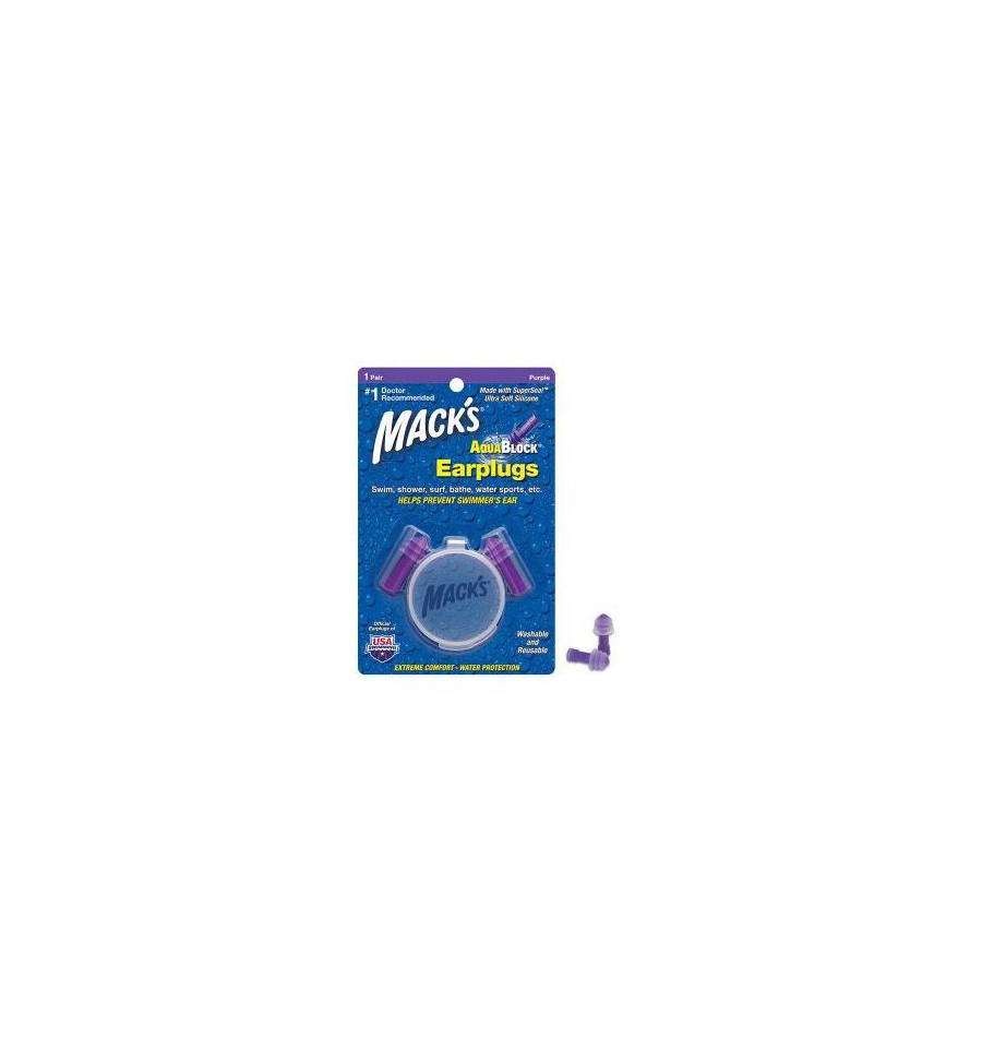 Macks Aquablock purple 1 paar