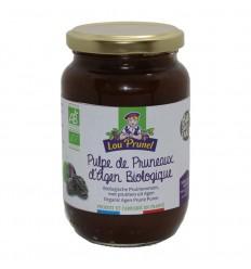 Lou Prunel Pruimenjam zonder toegevoegd suiker 400 gram  