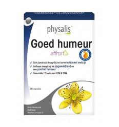 Physalis Goed humeur 30 capsules   Superfoodstore.nl