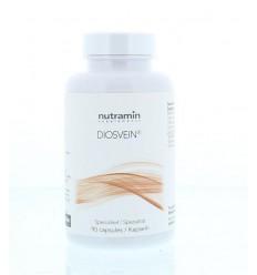 Nutramin Diosvein 90 capsules | Superfoodstore.nl