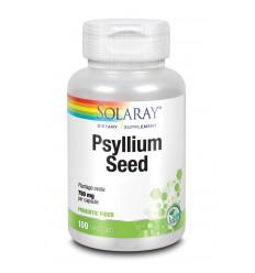 Solaray Psyllium zaad 750 mg 100 vcaps | Superfoodstore.nl