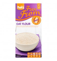 Peak`s Havermeel 400 gram | Superfoodstore.nl