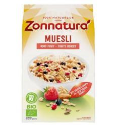 Zonnatura muesli rood fruit zon | Superfoodstore.nl