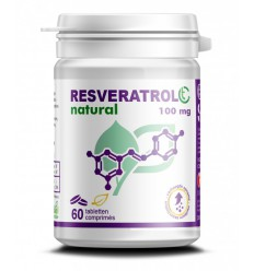 Soria resveratrol ct 100mg | Superfoodstore.nl