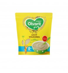 Olvarit olv ontbijtpap licht volk 8mnd | Superfoodstore.nl