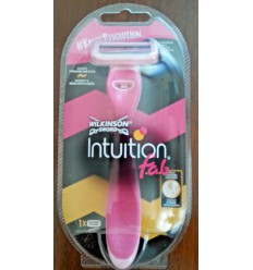 Wilkinson Intuition fab apparaat trials | Superfoodstore.nl