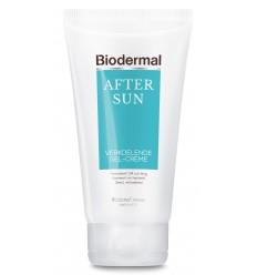 Biodermal Aftersun verkoelende gel creme 150 ml  