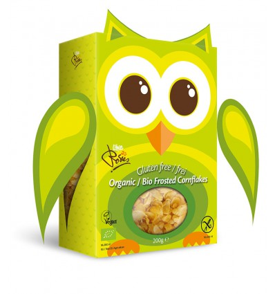 Natuurvoeding Rosies Uil frosted cornflakes 200 gram kopen
