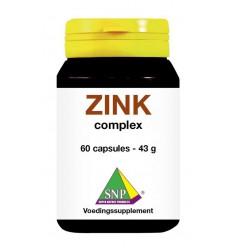Zink SNP Zink complex 60 capsules kopen
