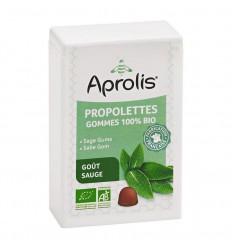 Aprolis Propolettes met salie 50 gram   Superfoodstore.nl