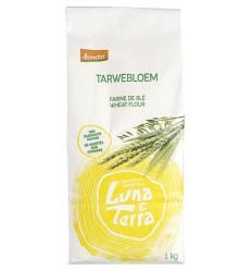 Luna E terra Tarwebloem demeter 1 kg | Superfoodstore.nl