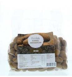 Mijnnatuurwinkel Chocolade kaneel amandelen 1 kg |