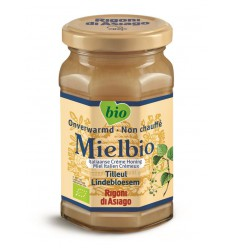 Rigoni Di Asiago Lindebloesem creme honing bio 300 gram |