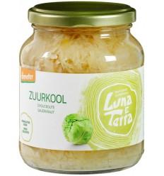 Luna E Terra Zuurkool demeter 360 gram | Superfoodstore.nl