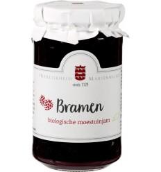 Marienwaerdt Moestuinjam bramen 250 gram   Superfoodstore.nl