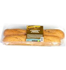 Zonnemaire Spelt baguette 2 stuks | Superfoodstore.nl