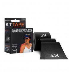 Sportverzorging KT Tape Original uncut 5 meter zwart kopen