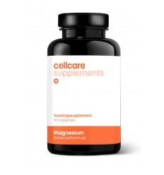 Cellcare Magnesium 90 tabletten | Superfoodstore.nl
