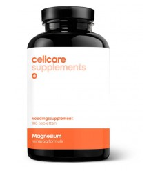 Cellcare Magnesium 180 tabletten | € 31.85 | Superfoodstore.nl