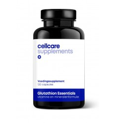Cellcare Glutathion essentials 120 vcaps | Superfoodstore.nl